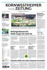 Kornwestheimer Zeitung - 27. Januar 2018