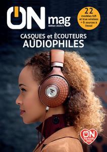 ON Magazine - Guide Casques & Écouteurs Audiophiles 2020