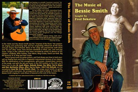 The Music Of Bessie Smith taught with Fred Sokolow
