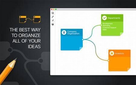Oh! My Mind Mapping 2 PRO v6.1.14   MacOSX