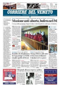 Corriere del Veneto Vicenza e Bassano – 06 ottobre 2018