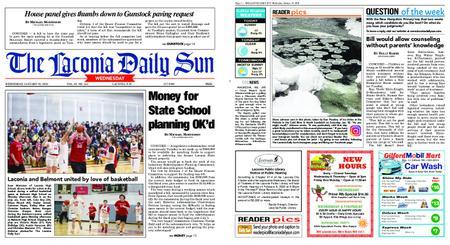 The Laconia Daily Sun – January 29, 2020