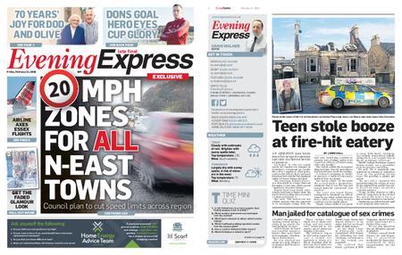 Evening Express – February 21, 2020