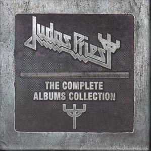 Judas Priest - The Complete Albums Collection (2012) [19CD Box Set] Repost