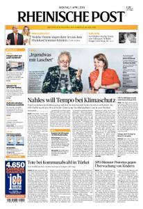 Rheinische Post – 01. April 2019