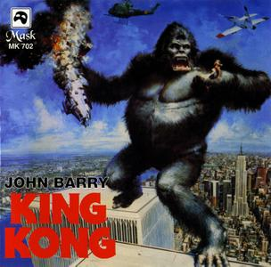 John Barry - King Kong: Original Motion Picture Soundtrack (1976)