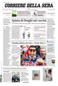 Corriere della Sera - 19 Giugno 2021