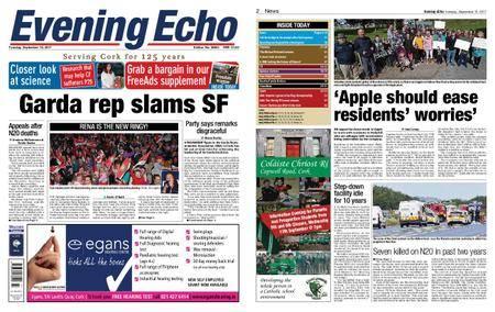 Evening Echo – September 12, 2017
