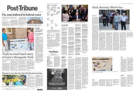 Post-Tribune – June 19, 2021