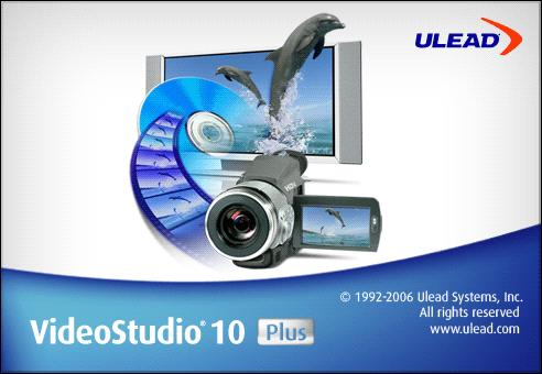 Ulead Video Studio 10Plus Full