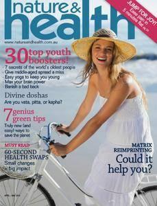 Nature & Health - April-May 2016