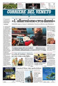 Corriere del Veneto Venezia e Mestre – 16 ottobre 2020