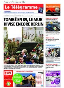 Le Télégramme Ouest Cornouaille – 09 novembre 2019