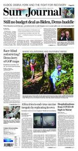 Sun Journal – October 25, 2021