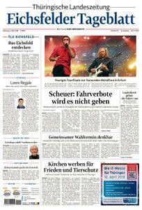 Thüringische Landeszeitung Eichsfelder Tageblatt - 03. April 2018