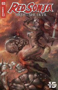 Red Sonja-Birth of the She-Devil 003 2019 3 covers digital The Seeker