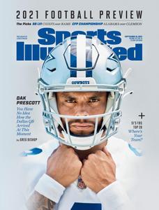 Sports Illustrated USA - September 15, 2021