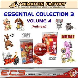Animation Factory: Essential Collection 3 (Volume 4)