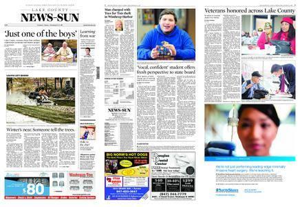 Lake County News-Sun – November 11, 2017
