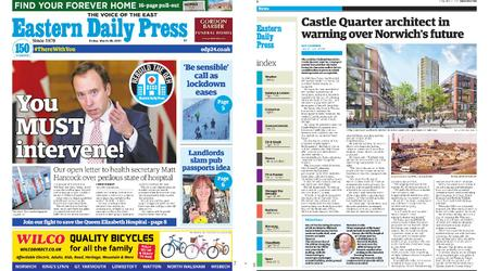Eastern Daily Press – March 26, 2021