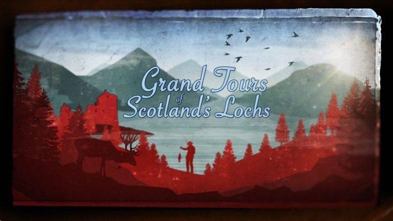 BBC - Grand Tours of Scotland's Lochs Series 1 (2017)