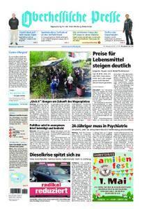 Oberhessische Presse Marburg/Ostkreis - 25. April 2018