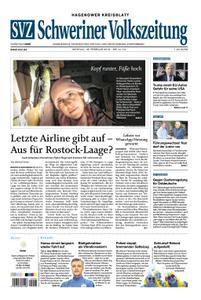 Schweriner Volkszeitung Hagenower Kreisblatt - 18. Februar 2019