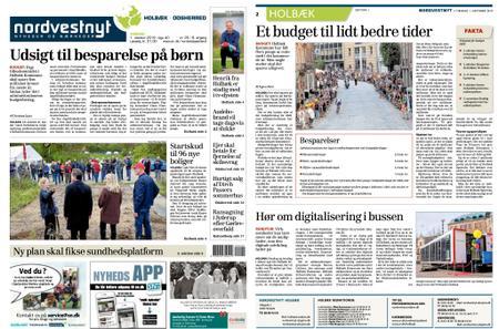 Nordvestnyt Holbæk Odsherred – 01. oktober 2019