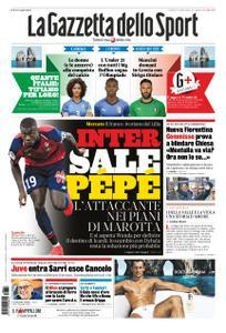 La Gazzetta dello Sport Roma – 07 giugno 2019