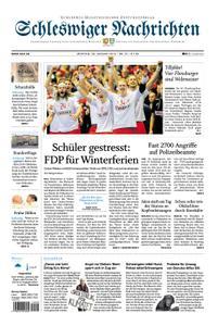 Schleswiger Nachrichten - 28. Januar 2019