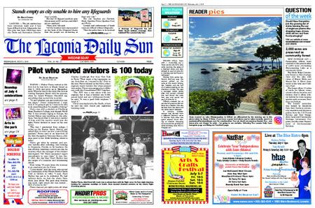 The Laconia Daily Sun – July 03, 2019