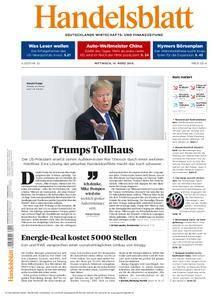 Handelsblatt - 14. März 2018