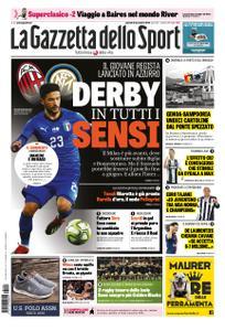 La Gazzetta dello Sport Sicilia – 22 novembre 2018