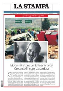 La Stampa Imperia e Sanremo - 23 Maggio 2020