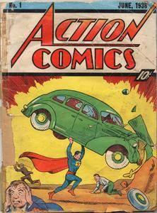 Action Comics 001