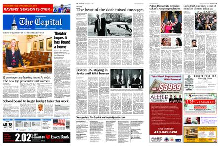 The Capital – January 07, 2019