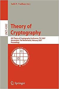 Theory of Cryptography (Repost)