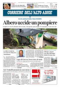 Corriere dell'Alto Adige – 31 ottobre 2018