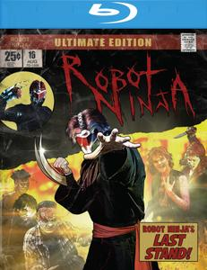 Robot Ninja (1989) + Extra