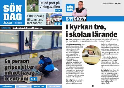 Ålandstidningen – 09 juni 2019