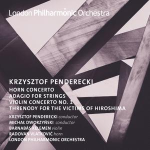 London Philharmonic Orchestra - Penderecki: Horn and Violin Concertos (2020) [Official Digital Download 24/96]