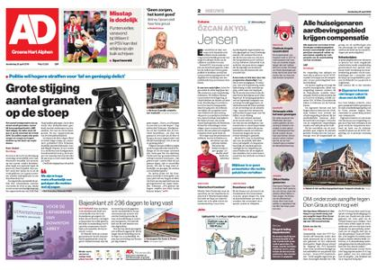 Algemeen Dagblad - Alphen – 25 april 2019