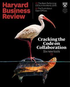 Harvard Business Review USA - November/December 2019