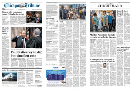 Chicago Tribune – August 24, 2019