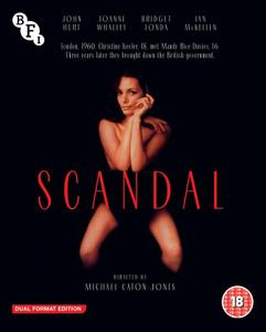 Scandal (1989) + Extras