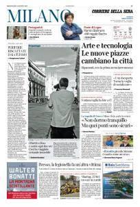 Corriere della Sera Milano - 15 Agosto 2018