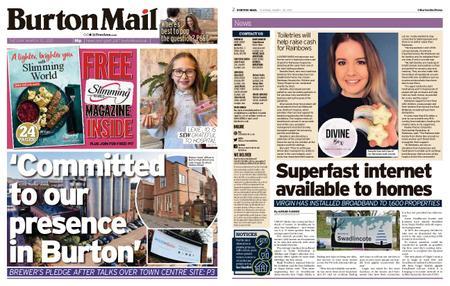 Burton Mail – March 30, 2021