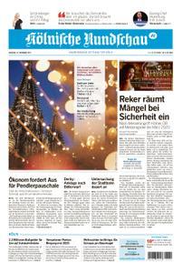 Kölnische Rundschau Wipperfürth/Lindlar – 24. Dezember 2019