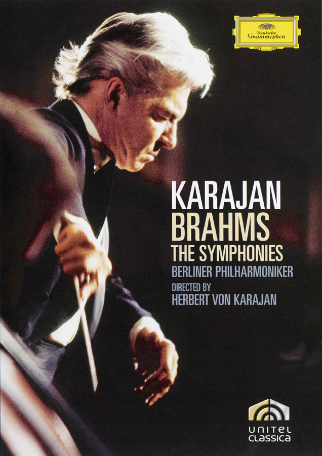Karajan - Brahms: The Symphonies (2 DVD9) [Repost]