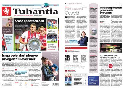 Tubantia - Enschede – 16 mei 2019